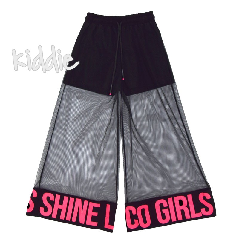 Детски панталон Loco Loco с тюл