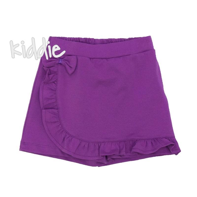Детска пола панталон Breeze за момиче