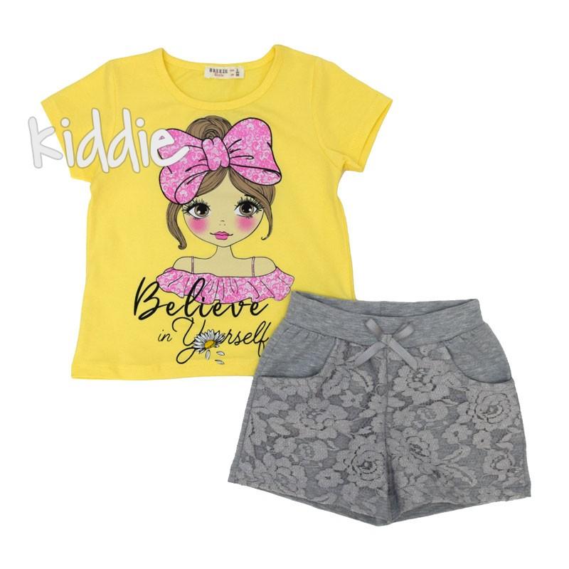Детски комплект Believe Breeze за момиче
