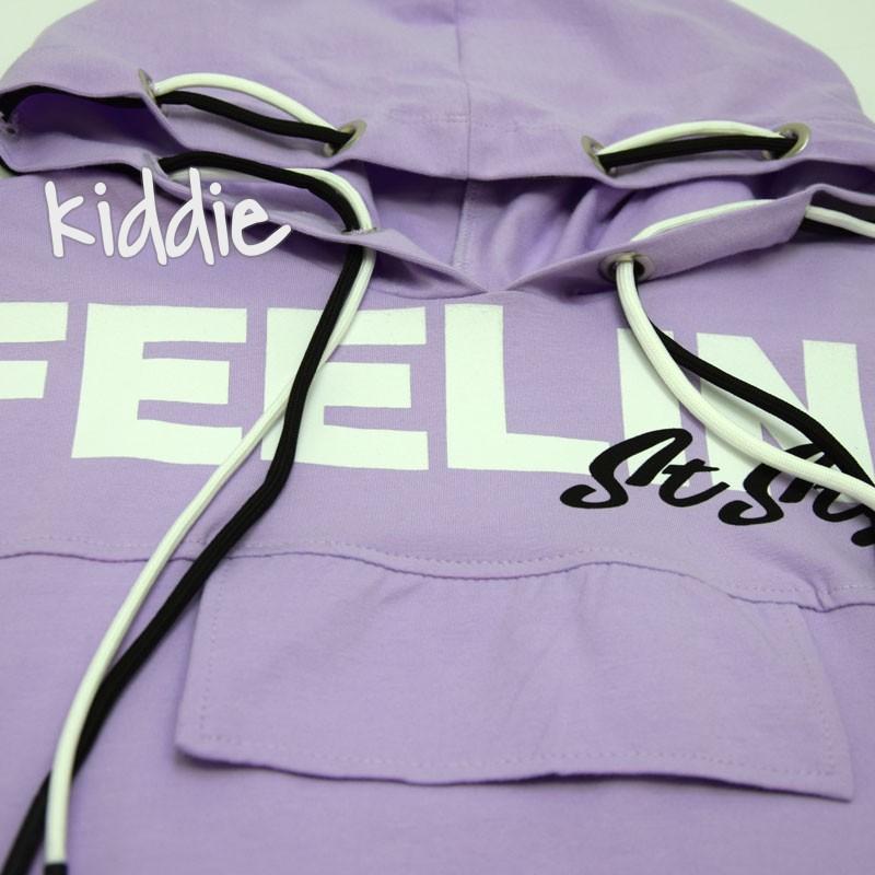 Детска тениска Feeling Teto за момиче