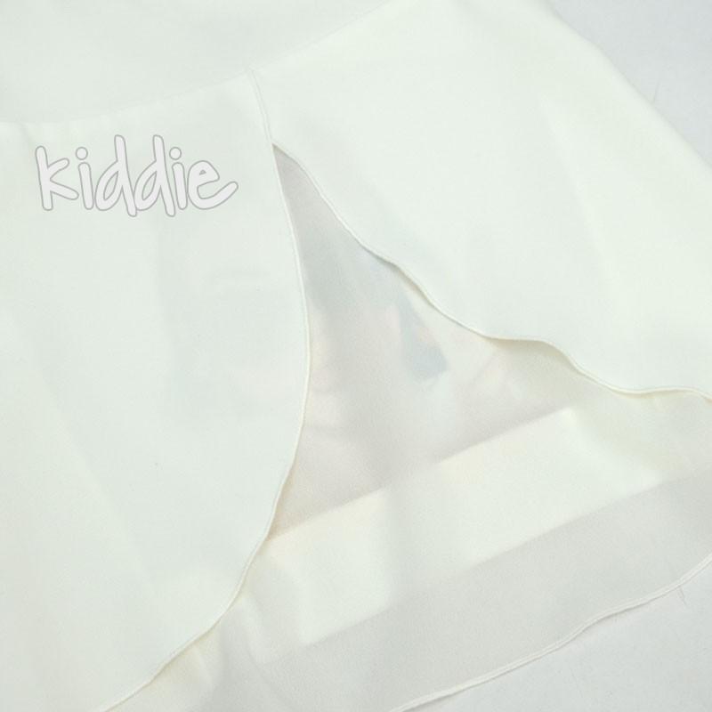 Детски комплект Kim Kids за момиче с туника и принт