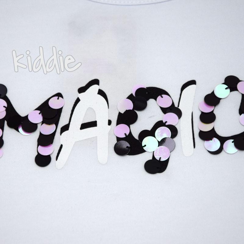 Детска къса тениска Magic Wanex за момиче