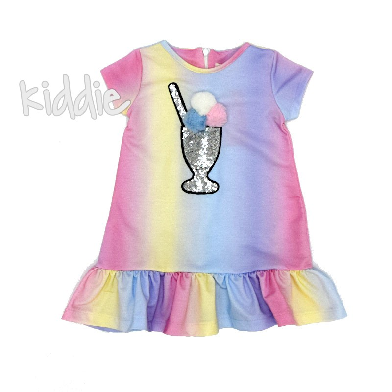 Детска рокля Baby Rose Cocktail