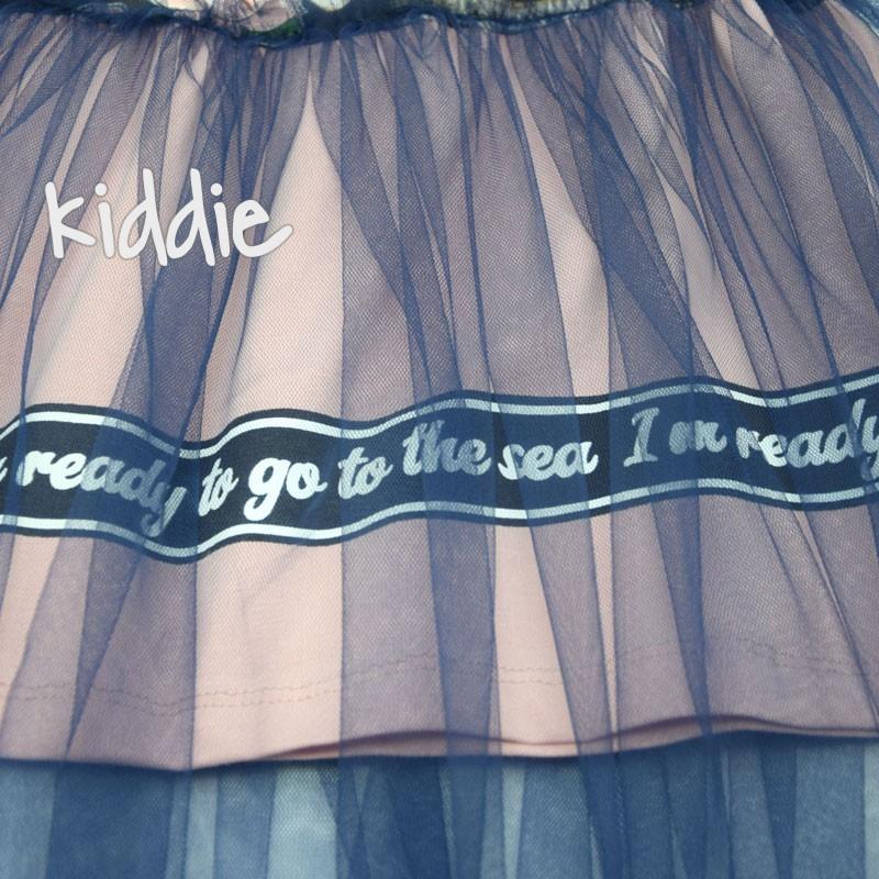 Детска рокля I am ready Cocoland
