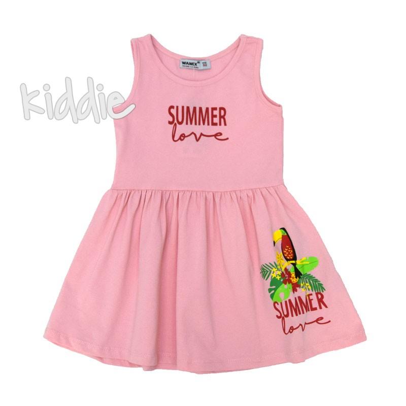 Детска рокля Summer Love Wanex