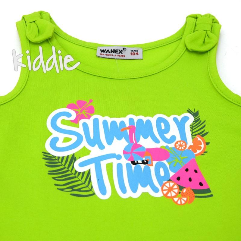 Детска рокля Summer Time Wanex