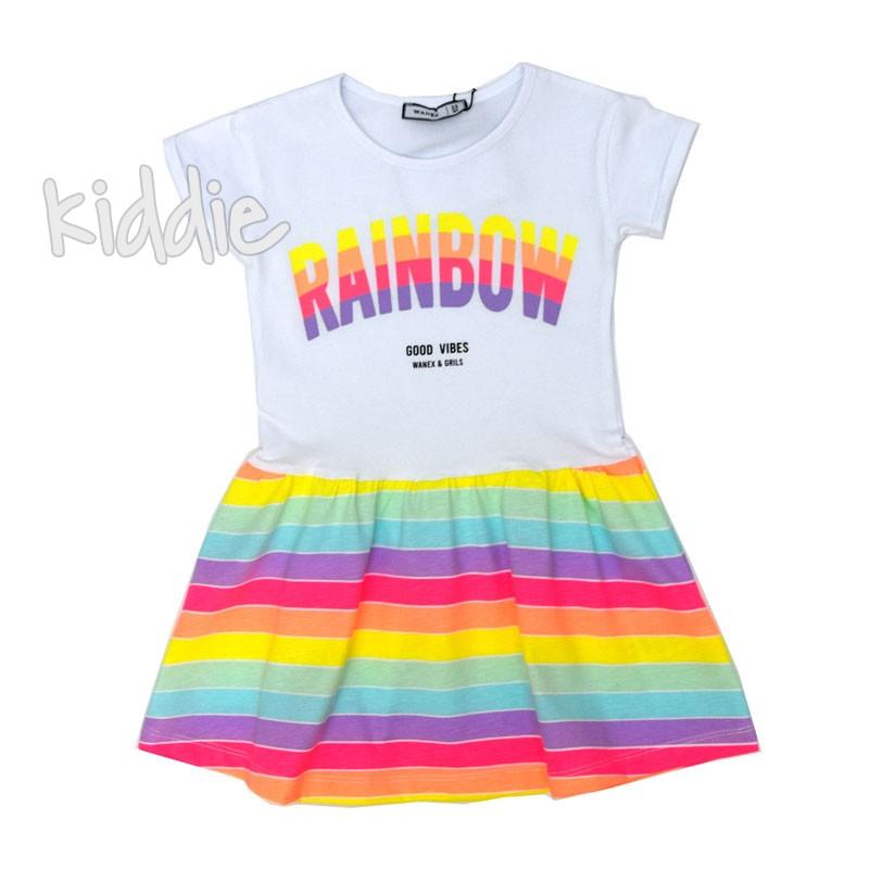 Детска рокля Wanex Rainbow