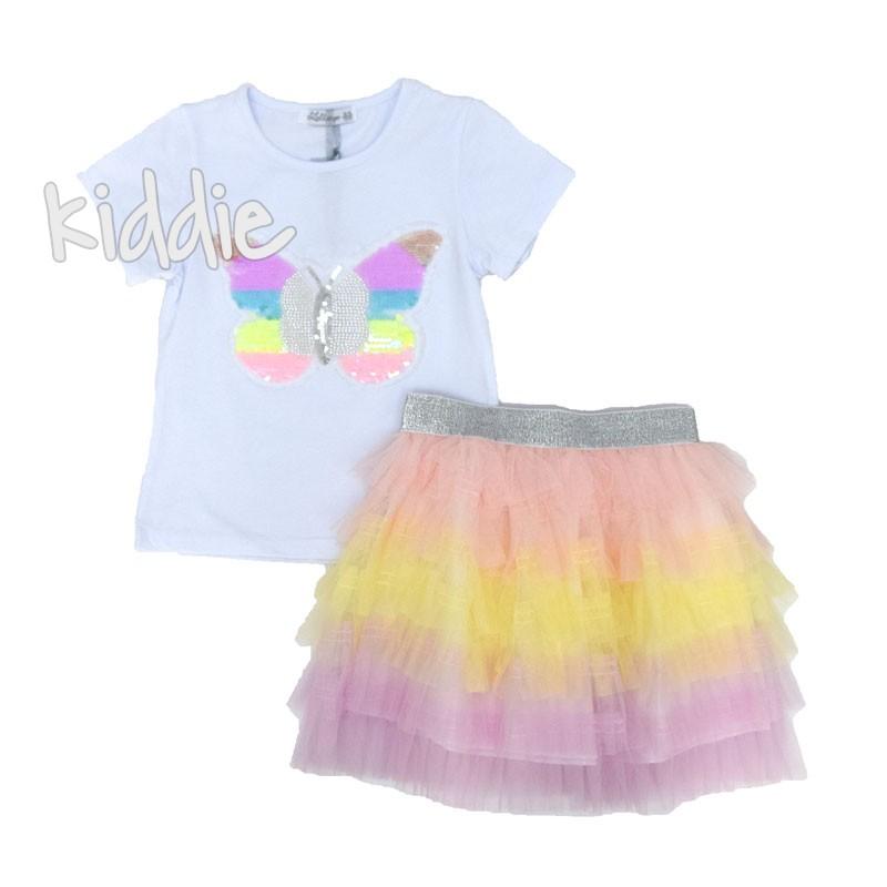 Детски комплект Пеперудена феерия Lollitop за момиче