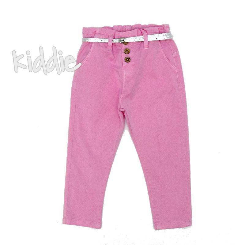 Детски панталон Cikoby за момиче