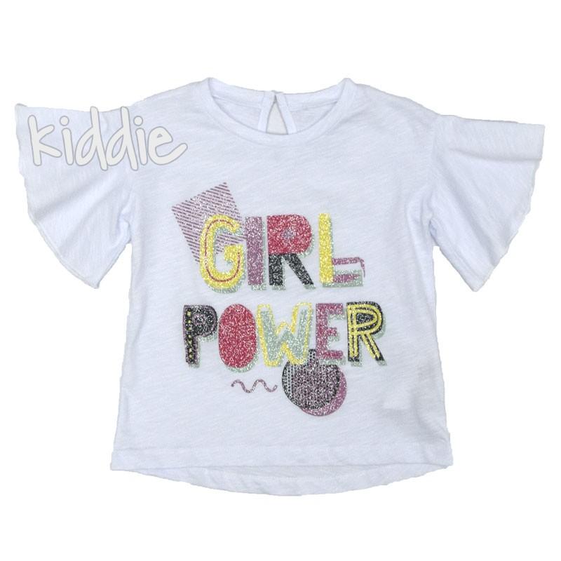 Детска блуза Girl power Cikoby за момиче