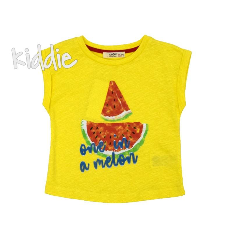 Детска тениска One in a Melon за момиче