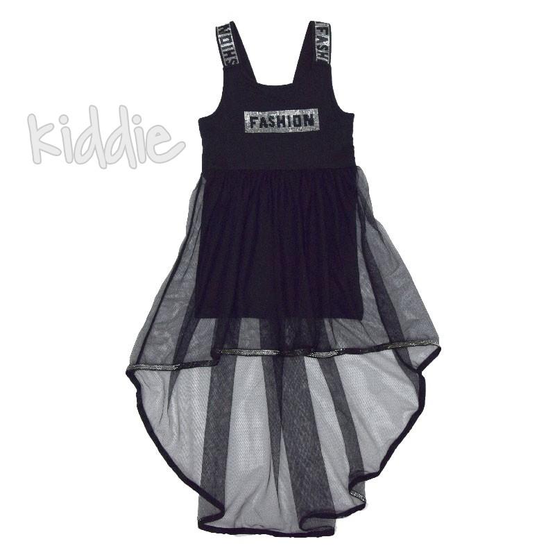 Детска рокля Cikoby Fashion с тюл