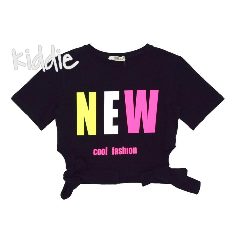 Детска къса блуза Cikoby New за момиче
