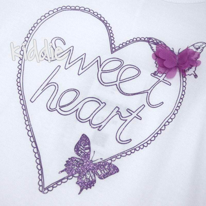 Детски комплект Sweet Heart Ativo за момиче
