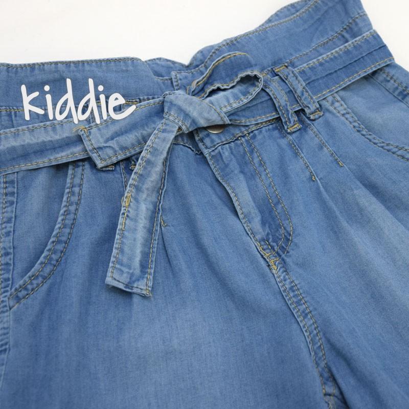 Детски къси панталони от деним Cichlid за момиче