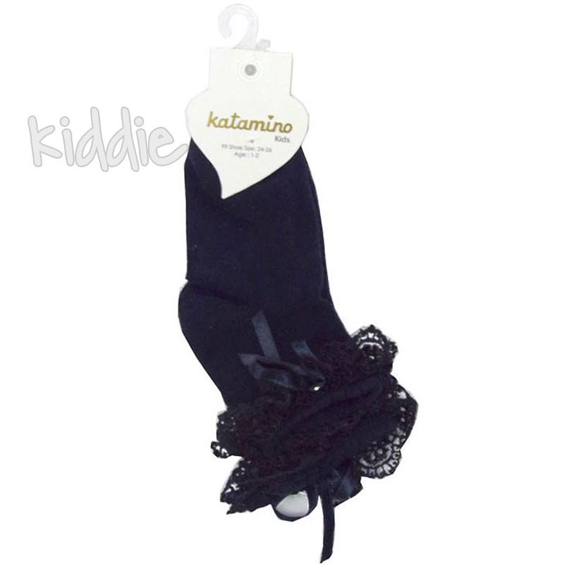 Къси детски чорапи Katamino за момиче