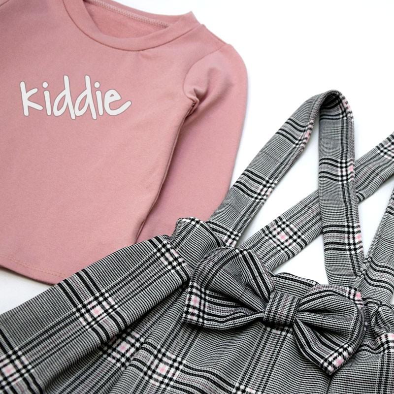 Детски сукман с блуза за момиче