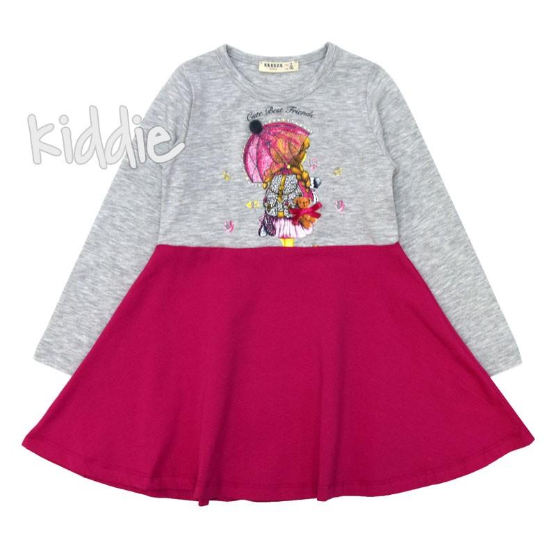 Детска рокля Cute Best Friends Breeze