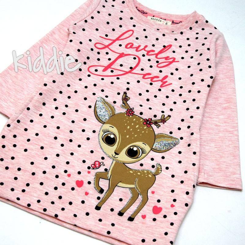 Детска рокля Lovely Deer Breeze