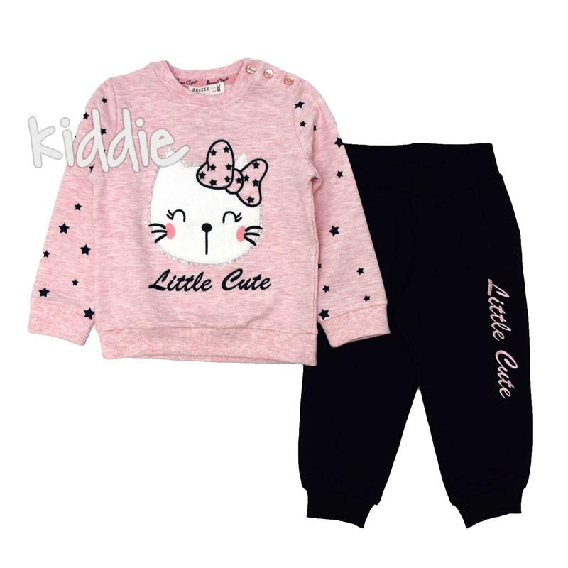 Детски комплект Little Cute Breeze за момиче