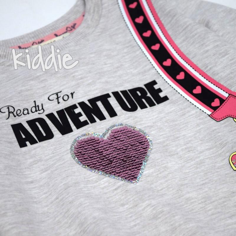 Детски комплект Adventure Breeze за момиче
