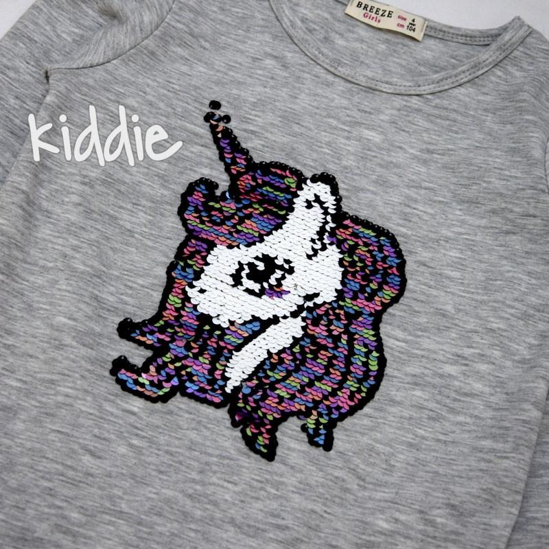 Детска блуза Еднорог Breeze за момиче