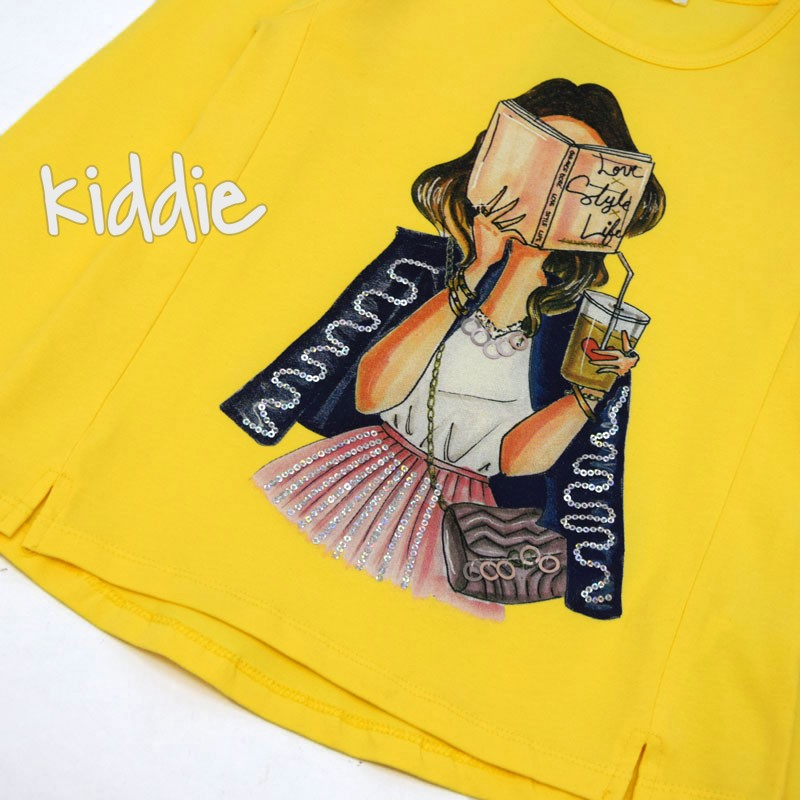 Детски комплект Breeze Love,Style,Life за момиче