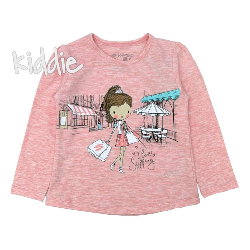 Детска блуза I love shopping Breeze за момиче