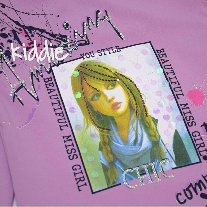 Детска блуза Amazing Kinderland за момиче