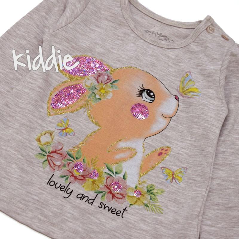Детска блуза Lovely and Sweet Breeze за момиче