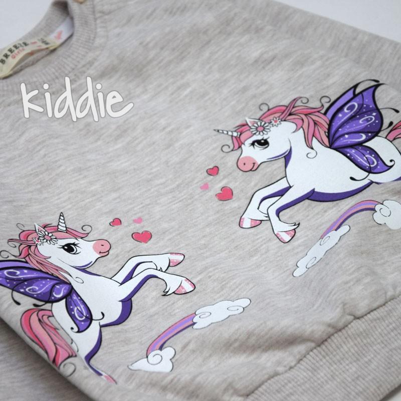 Детска блуза Еднорози Breeze за момиче