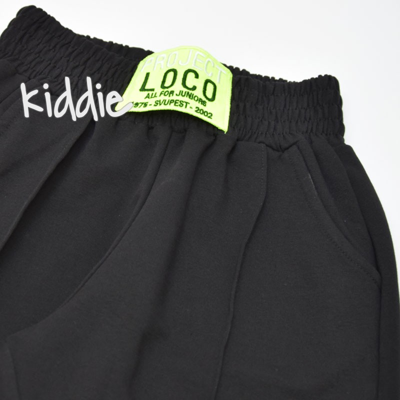Детски комплект Project Loco Loco за момиче