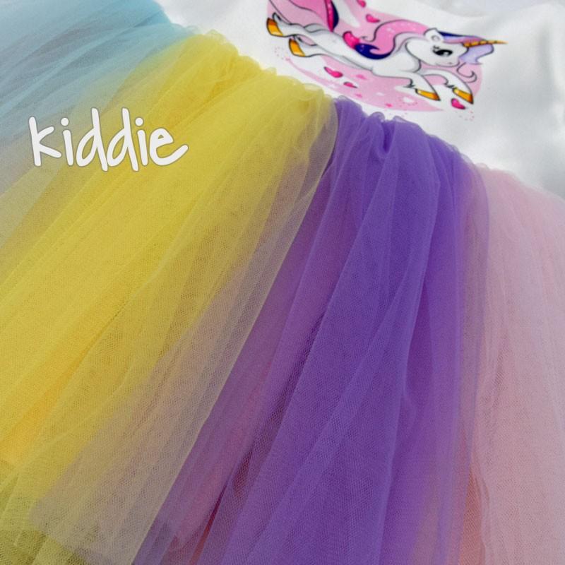 Детска рокля Пони Еднорог Miss Ayisigi