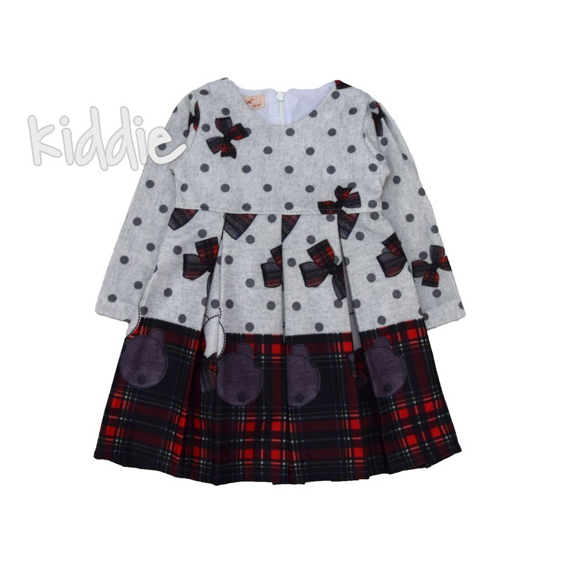 Детска рокля Панделки Gamzelim