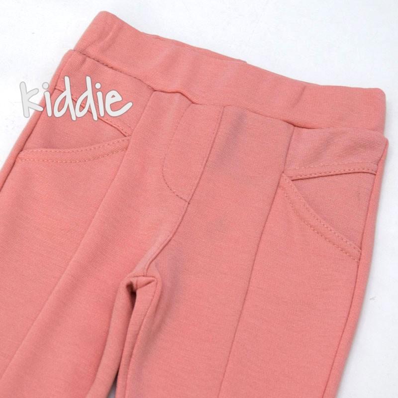 Детски клин Cichlid с джобове за момиче