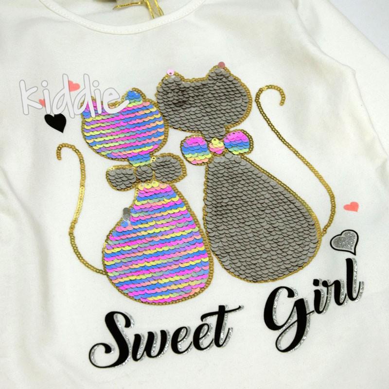 Детски комплект Bouny Baby за момиче