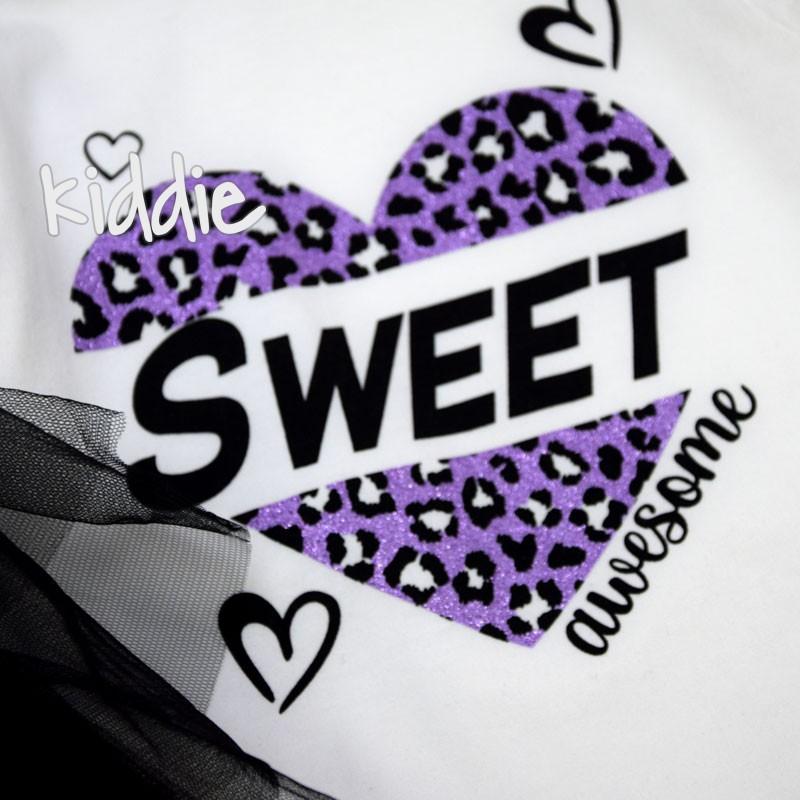 Детски комплект Sweet Lollitop за момиче