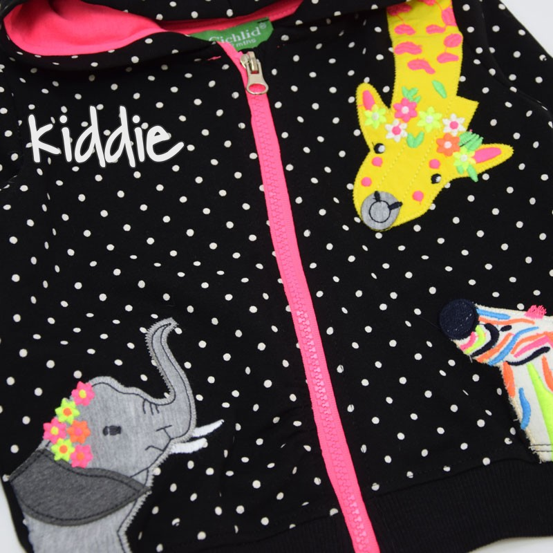 Детски комплект Животни Cichlid за момиче