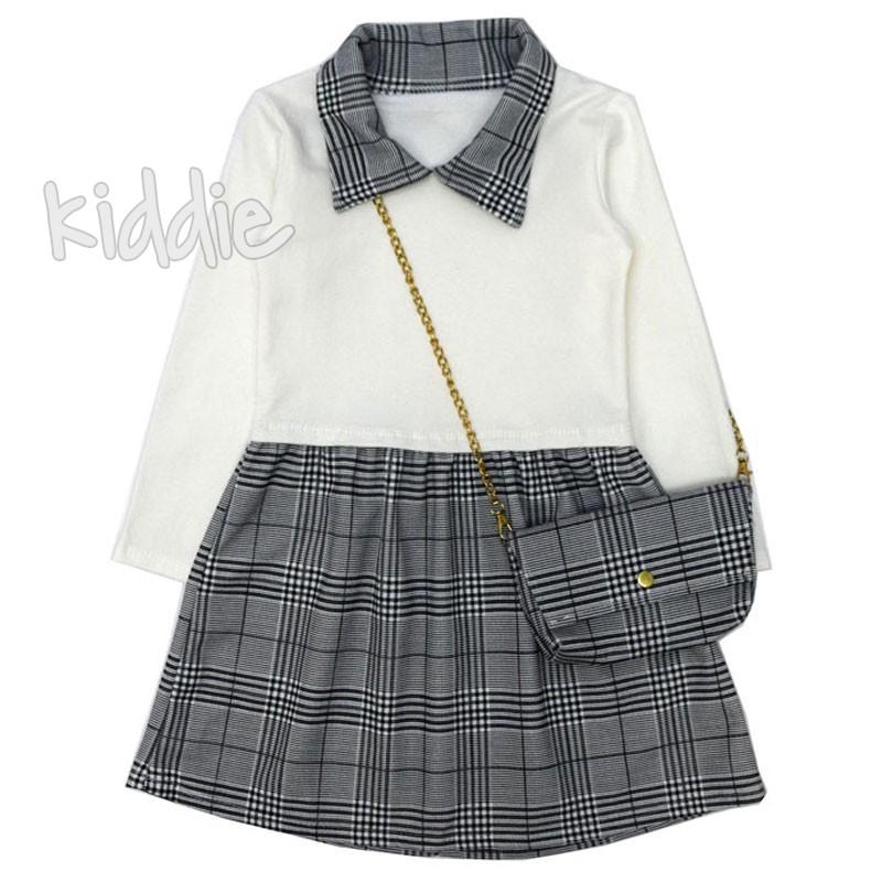 Детска рокля D Henim с чанта