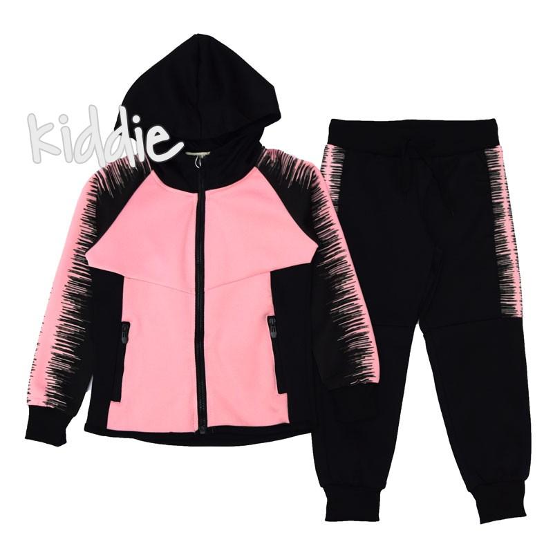 Детски спортен комплект Fashion 2ч за момиче