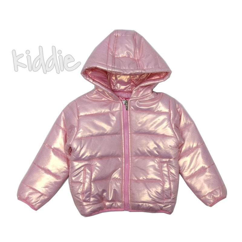 Детско яке Pink Rabbit за момиче