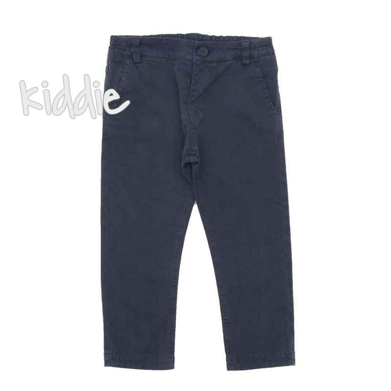 Бебешки панталон Contrast за момче