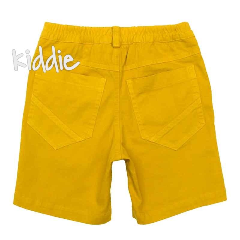 Детски къси панталони Contrast за момче