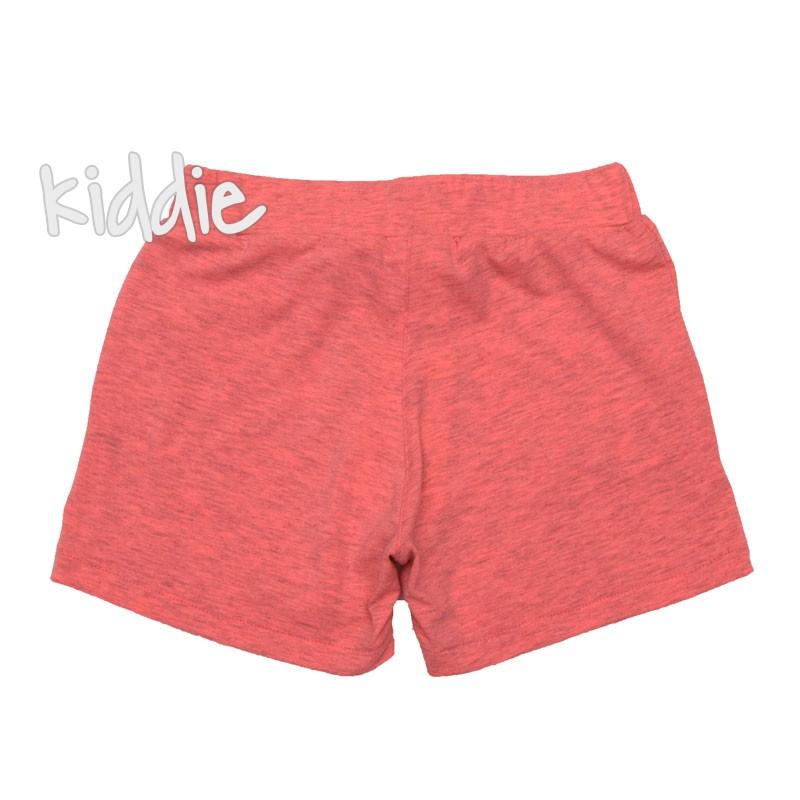 Детски къси панталони Contrast за момиче