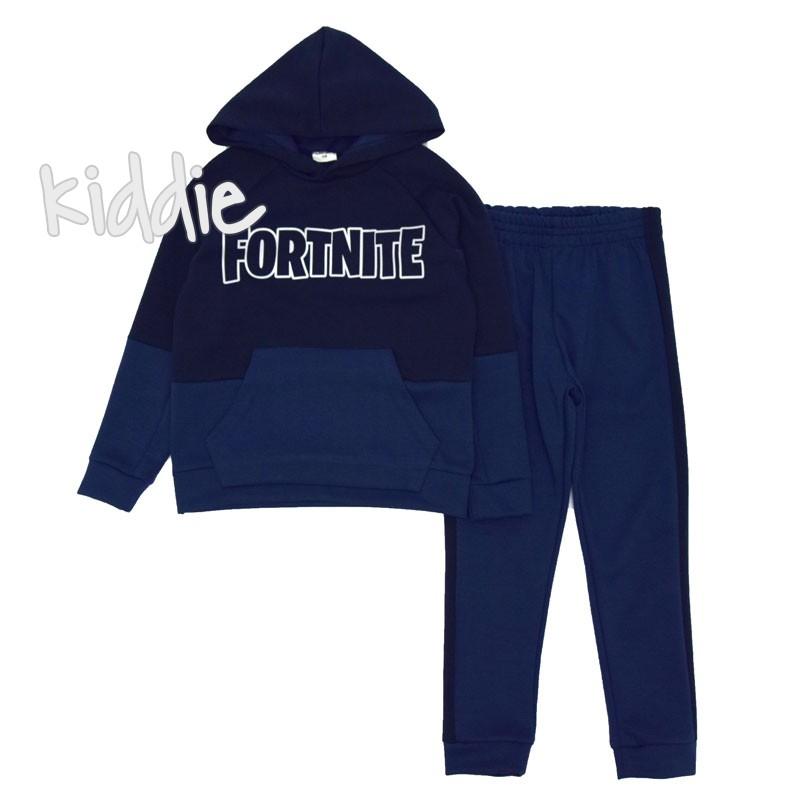 Детски спортен комплект Fortnite Contrast за момче