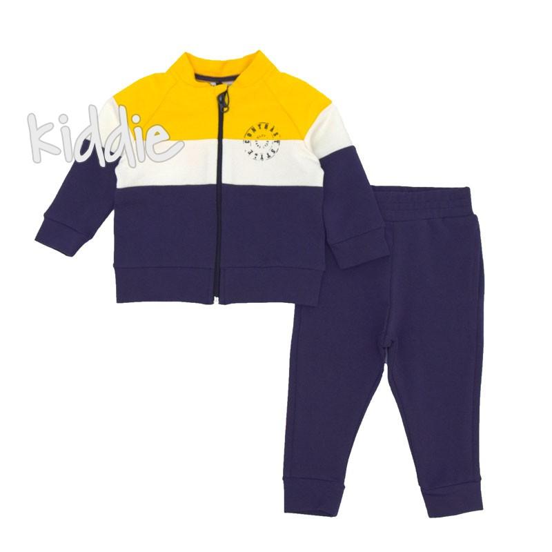 Бебешки комплект Contrast Style за момче