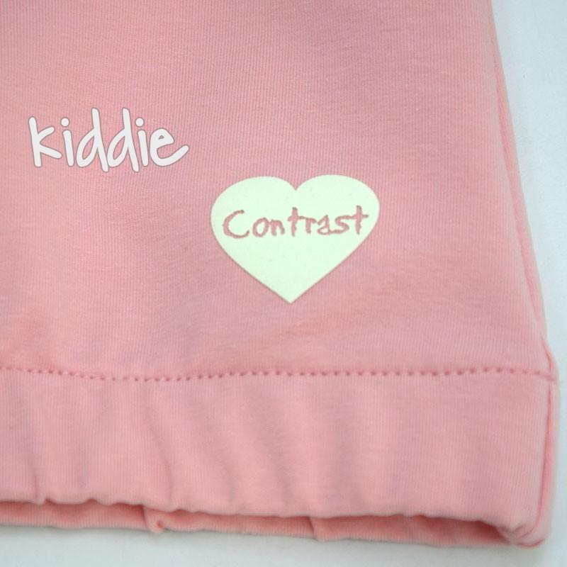 Бебешки компмплект Contrast за момиче