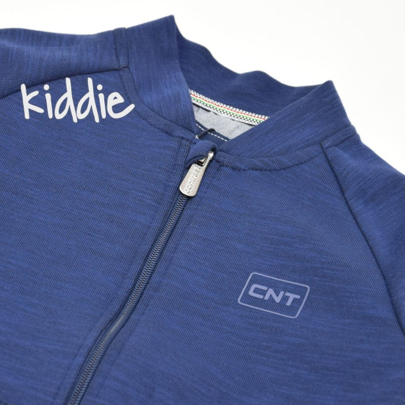 Детски спортен комплект Contrast за момче с джобове
