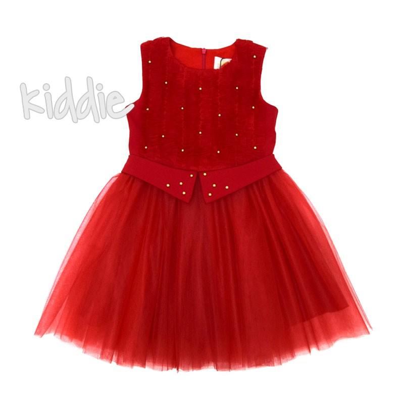 Детска рокля с тюл Contrast