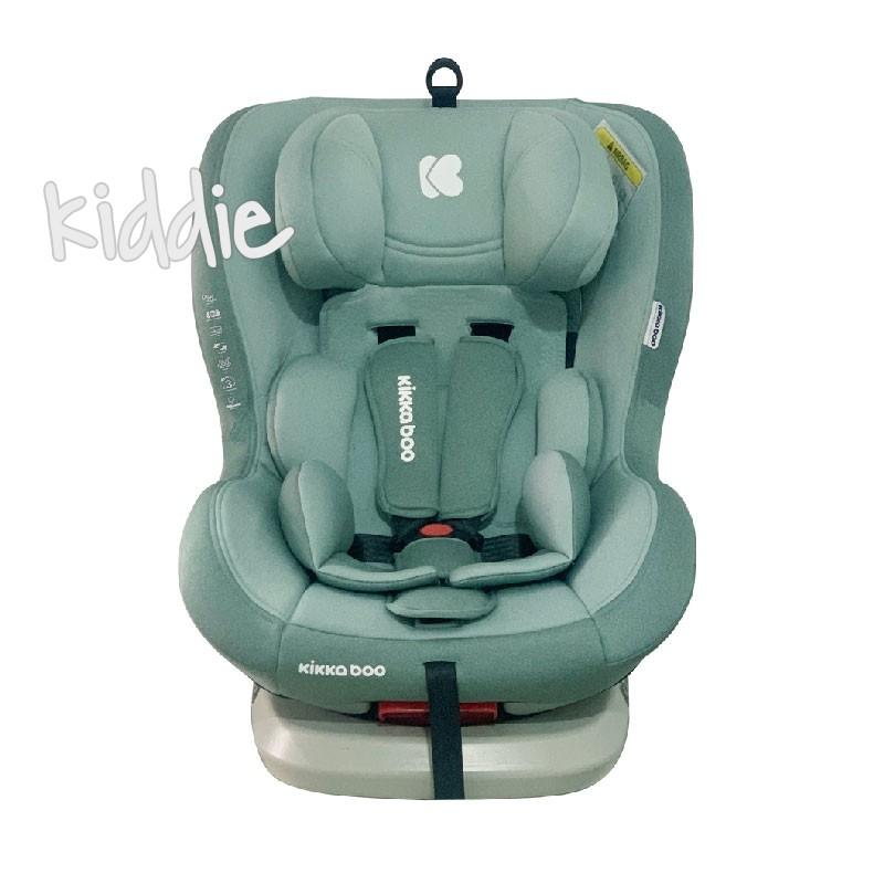 Стол за кола 0-1-2 0-25 кг Twister Mint Isofix 2020 Kikkaboo